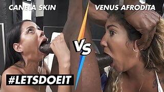 LETSDOEIT - Canela Skin vs Venus Afrodita - WHO WILL WIN?