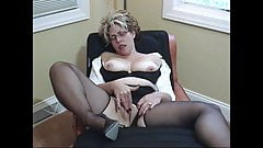 Hot Milf Slow Tease Prt.1 ( No Sound )