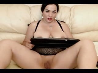 Bbw cam chat free web Busty bbw chats and rubs pussy on cam