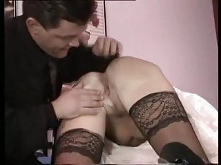 Gangbang eight swallow fist - Die mannstolle braut - gangbang, creampie, dildos, fisting