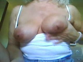 Grannys old shaved pink pussy Nice rack shaved pink pussy
