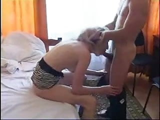 Blonde mature shaved Younger boy fuck blonde shaved mature milf