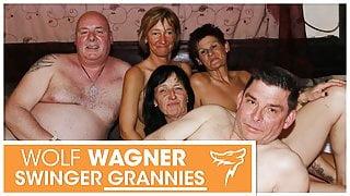 Ugly mature swingers have a fuck fest! Wolfwagner.com