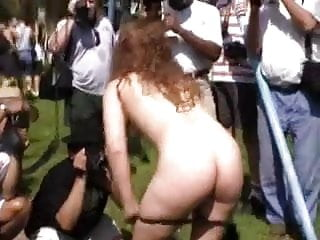 October 11 gay rights rally Fun at a nudist rally 2
