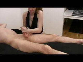 Slow handjob punish videos Slow handjob