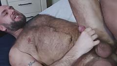 Huge dong gay bloke ramming a tight ass