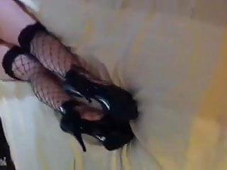 Amateur wife strippers - My wife in stripper heels