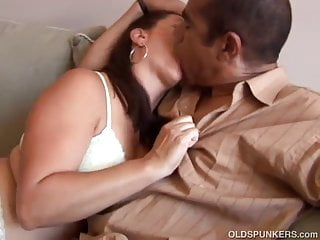 Fetish cum - Kinky old spunker loves it when you cum in her mouth