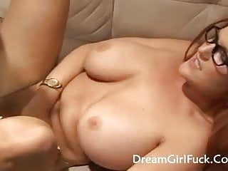 Redhead sexy boobs Kitty lynxx - sexy redhead banged in her big boobs