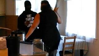 Doing the Burglar