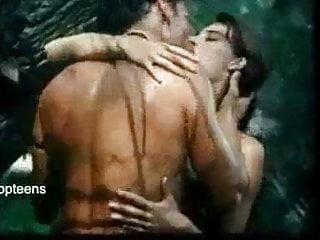Tarzan and jane nude swim - Tarzan an jane in sex lesson