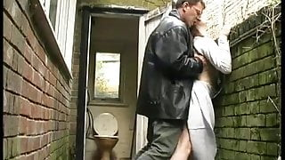 Housewife Has Pissing Sex