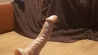 Transetka dildo