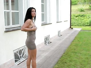 Anastasia samples from mc nudes Black haired babe tereza masturbates outdoors