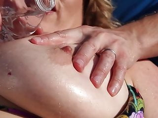 Horny busty tarts Horny busty american milf gets fucked hard by young russian