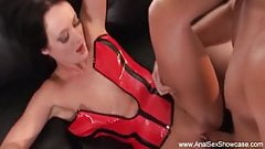 Latina MILF Does The Anal Nasty