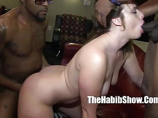 Prince cock ass Virgo pawg gangbanged by romemajor and don prince p2