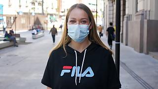 BRAZILIAN GRINGA Larissa Laite caught in Sao Paolo