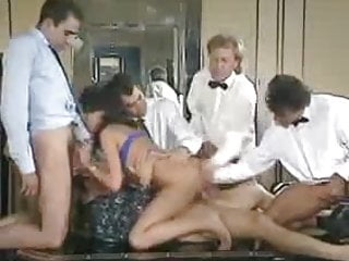 Condi rice sarah palin gangbang Blindfolded gangbang with sarah - part 1