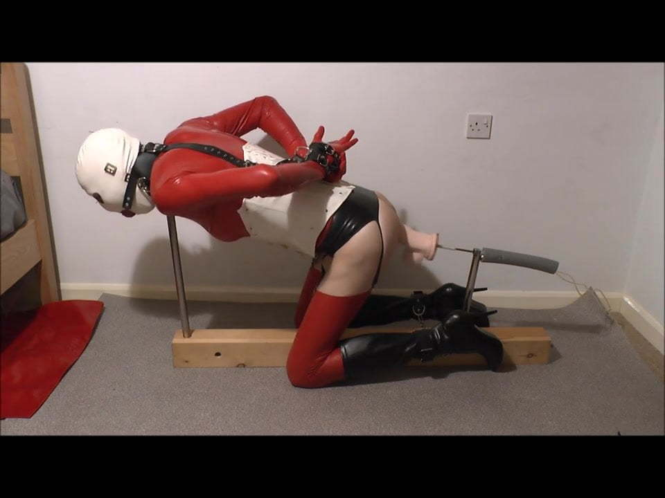 Dp Fucking Machines Bondage
