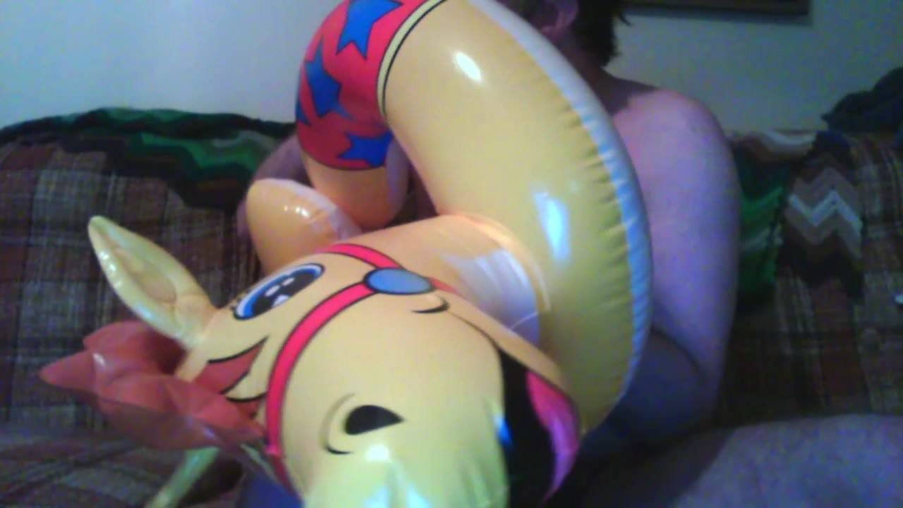 Inflatable Animal Porn