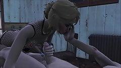 Fallout 4 Katsu and Sheffield