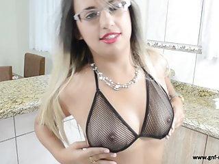 Mens mesh bikinis Liane black mesh bikini