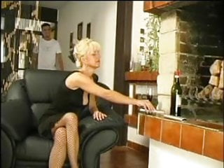 Man potos sexy young Sexy mom 63 blonde hairy mature with a young man