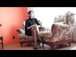 Latex accented characters - Milf with heavy accent. joi