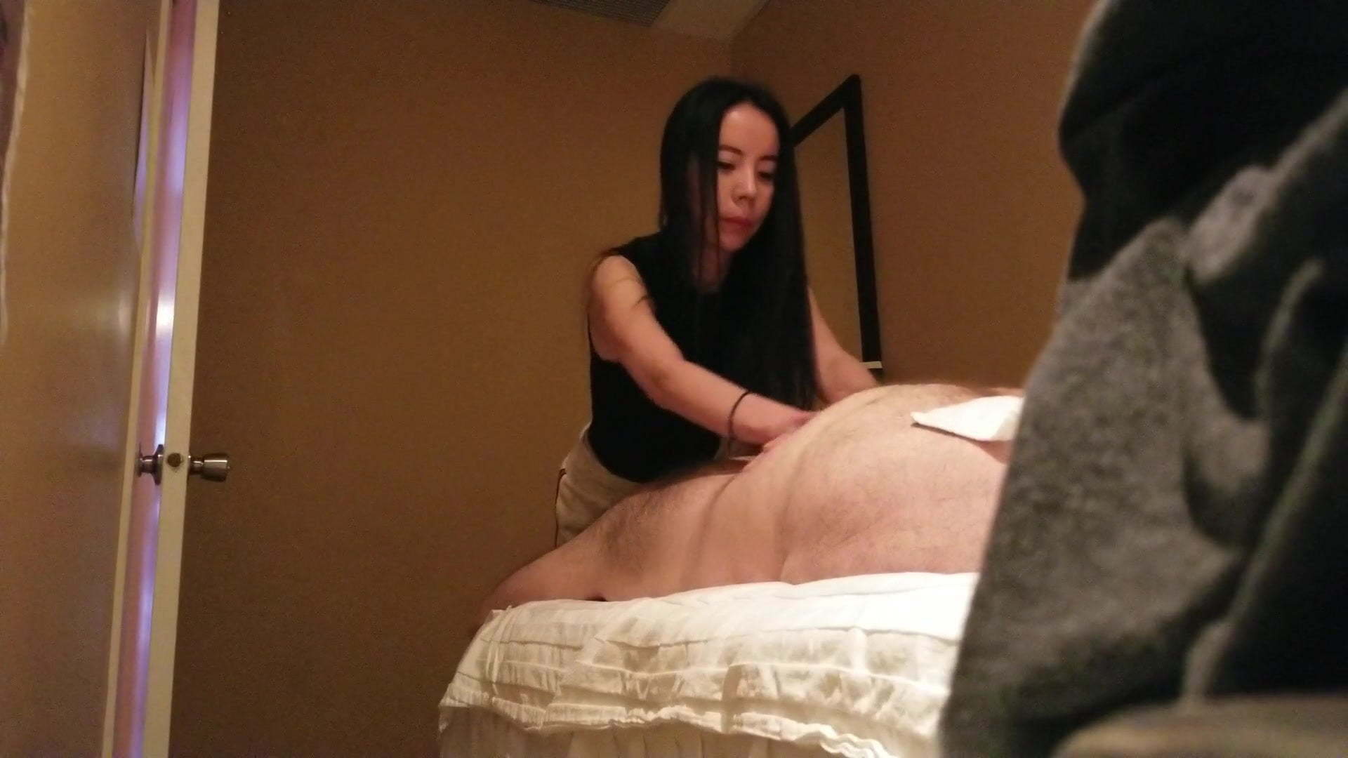 Asian Massage Parlor Milf