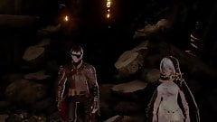 Code Vein Io Hentai - in-game jiggling boobs