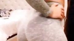 WWE - Mandy Rose in sweatpants
