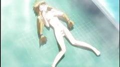 Cute Hentai Teenie Giving Sexual Pleasure To Herself
