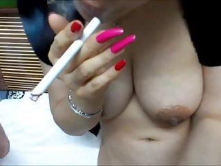 Mpeg asian smoking - Smoking away...2