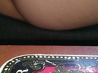 I enjoy licking my wifes anus - Ass bukkake, he enjoys on my dilated anus ...and i like that