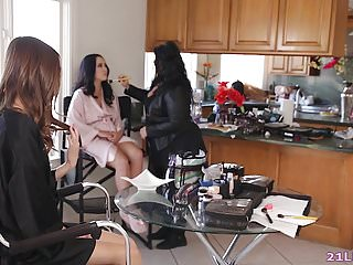 Miranda janine newest nude Girlsways newest makeup artist