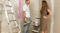 victoria valentino fucks the painter