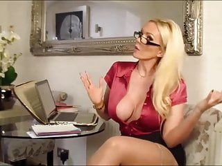 Shemale lucy video Lucy is your boss