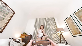 LustReality Your Little Slutty Maid is Ready for Hard Cock