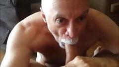 Grandpa blowjob series - 38
