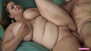 Big girls need la good fuck too!