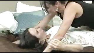 Naive young girl seduced