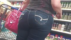 Pawg booty with jeans part 2