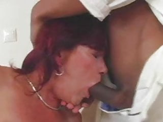 Sexual darwin awards - Granny award 1 redhead mature with a young man
