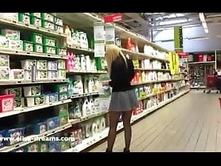 Adult tv upload center - Flashing my body in public in a shopping center