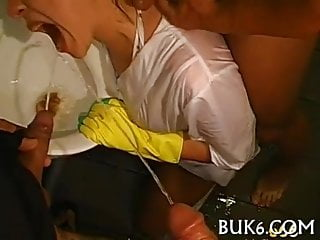 Men pissing on men video Extreme piss bukkake on the mens pissior