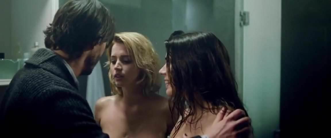 Knock Knock Sex Scenes