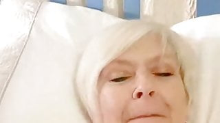 part 2  65year old granny nice body getting off on cam