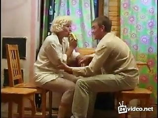 Orgasm of men Russian cougar margaret get fuck by younger men