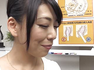 Vagina and preparation for sex - Subtitled bizarre japanese anal sex preparation seminar hd